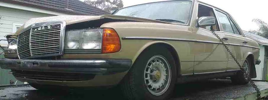 Cash For Damaged Car Removal Brisbane
